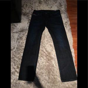 Diesel Safado Vintage Men's Dark Blue Jeans
